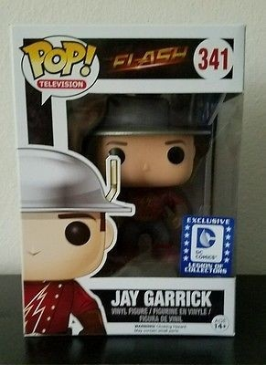 POP! VINYL - THE FLASH - JAY GARRICK