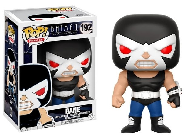 POP! VINYL - BATMAN ANIMATED SERIES - BANE