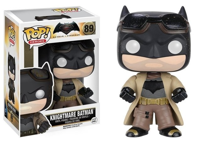 FUNKO POP - BATMAN - BATMAN KNIGHTMARE