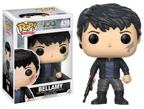 POP! VINYL - THE 100 - BELLAMY