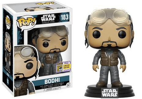 FUNKO POP - STAR WARS - BODHI - SDCC 2017