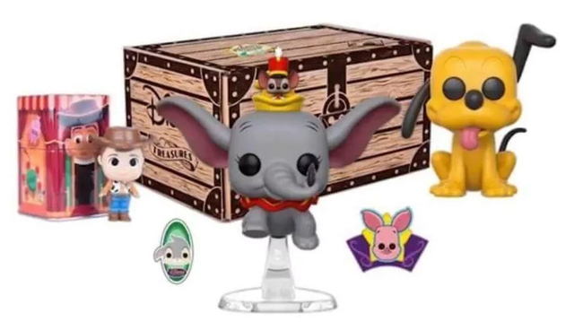 BOX Disney Treasures - Festival de Amigos