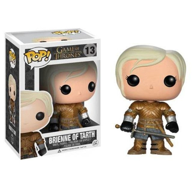 FUNKO POP - GAME OF THRONES: BRIENNE OF TARTH # 13