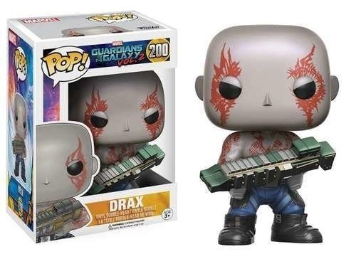 POP! VINYL - GUARDIÕES DA GALAXIA - DRAX (VOLUME 2)