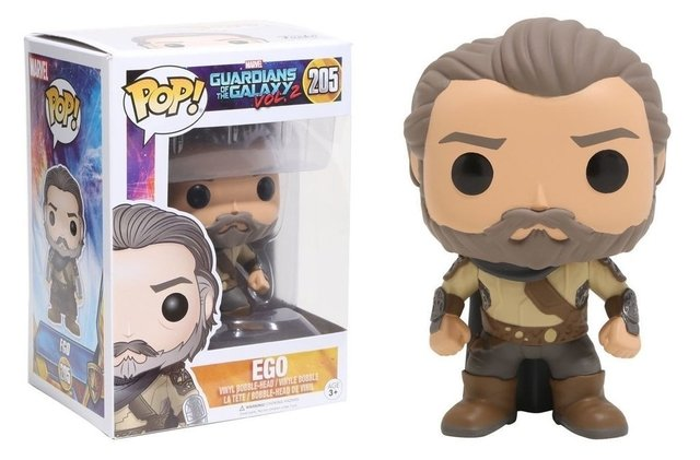 POP! VINYL - GUARDIÕES DA GALAXIA - EGO