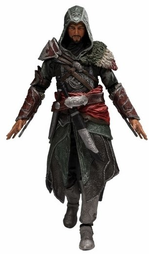 McFARLANE TOYS - ASSASSIN'S CREED - SERIE 5 - EZIO AUDITORE - comprar online