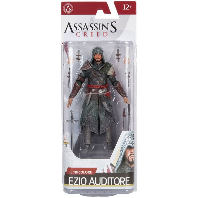 McFARLANE TOYS - ASSASSIN'S CREED - SERIE 5 - EZIO AUDITORE na internet