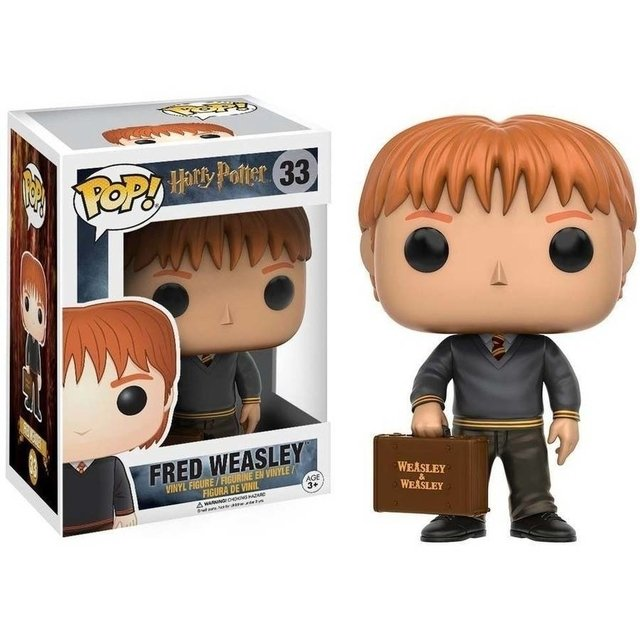 POP! VINYL - HARRY POTTER - FRED WEASLEY