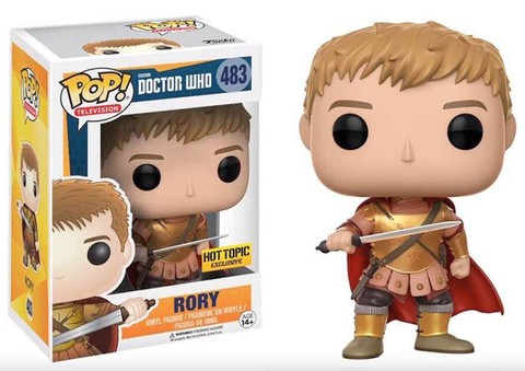 POP! VINYL - DOCTOR WHO - RORY