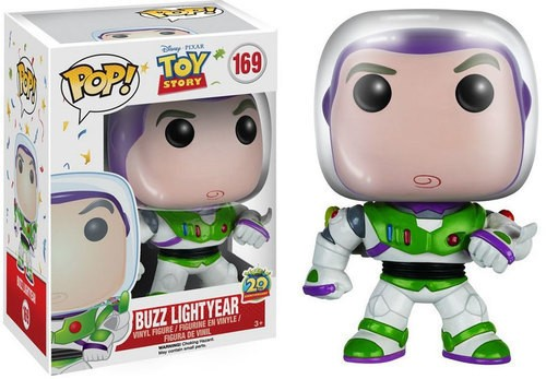POP! VINYL - TOY STORY - BUZZ LIGHTYEAR