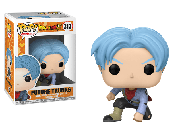 FUNKO POP - DRAGON BALL: FUTURE TRUNKS #313