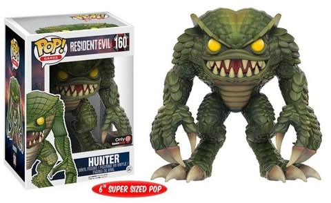 POP! VINYL - RESIDENT EVIL - HUNTER - GAME STOP