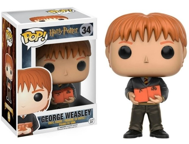 FUNKO POP - HARRY POTTER - GEORGE WEASLEY