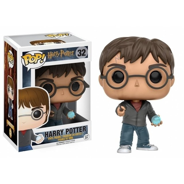 POP! VINYL - HARRY POTTER - HARRY WITH PROFECY
