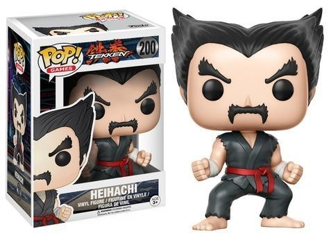 POP! VINYL - TEKKEN - HEIHACHI (Exclusivo GameStop)