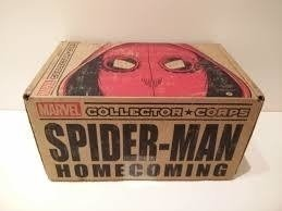 BOX COLLECTOR CORPS - SPIDER MAN HOMECOMING