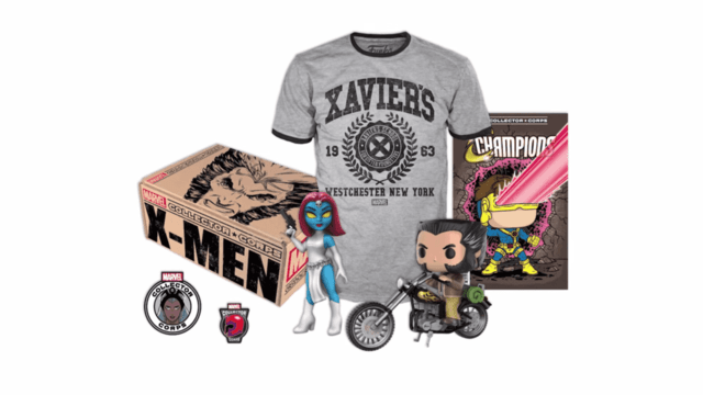 BOX COLLECTOR CORPS - X MEN