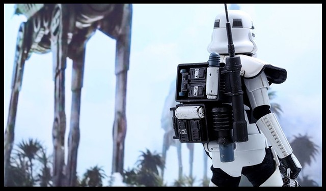 HOT TOYS - SIDESHOW - STORM TROOPER - JEDHA PATROL na internet