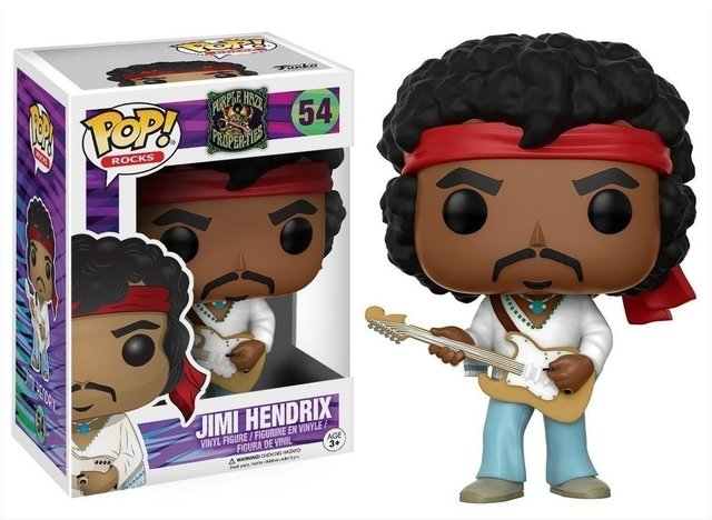 POP! VINYL - ROCKS - JIMI HENDRIX