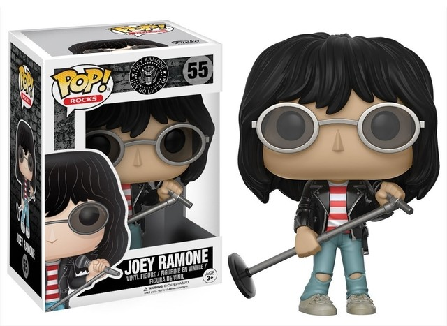 POP! VINYL - ROCKS - JOEY RAMONE