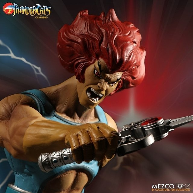 Imagem do Mega Scale - Thundercats - Lion-O