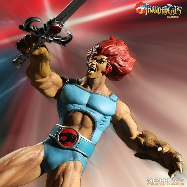 Mega Scale - Thundercats - Lion-O