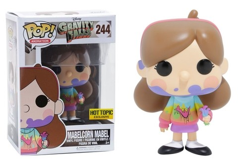 POP! VINYL - GRAVITY FALLS - MABEL - HOT TOPIC