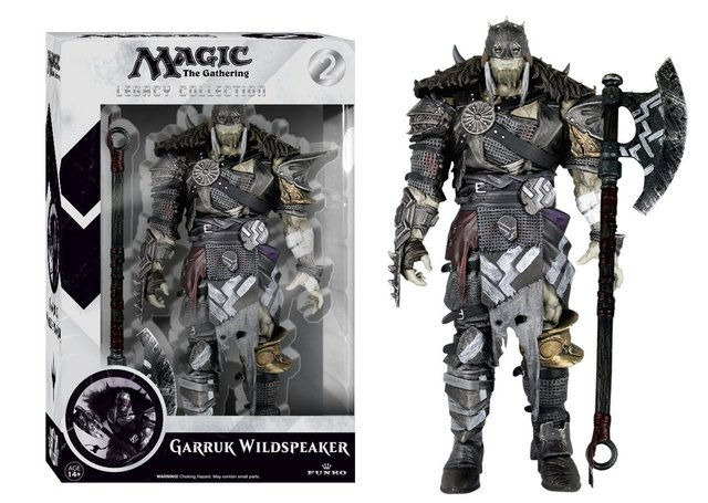 FUNKO LEGACY - MAGIC GARRUK WILDSPEAKER