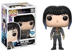 POP! VINYL - GHOST IN THE SHELL - MAJOR - F.Y.E.