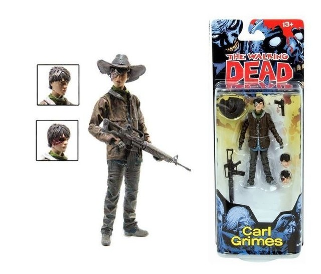 McFarlane Toys - The Walking Dead - Carl Grimes - Series 4