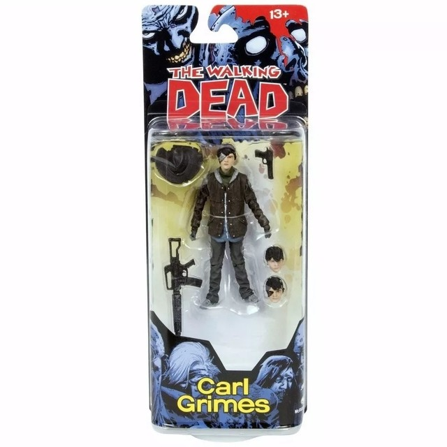 McFarlane Toys - The Walking Dead - Carl Grimes - Series 4 - comprar online