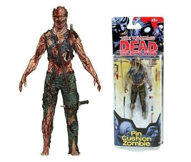 McFarlane Toys - The Walking Dead - Pin Cushion Zombie - Series 4