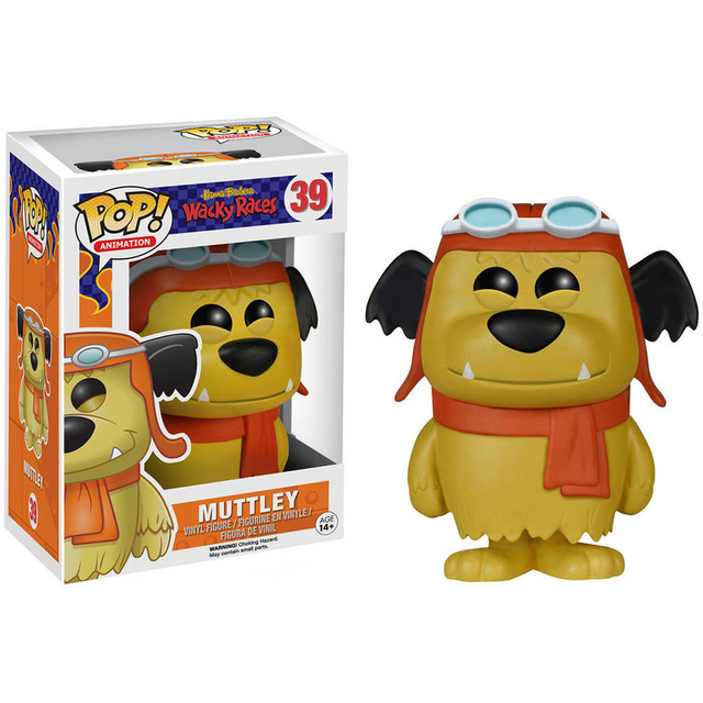 POP! VINYL - CORRIDA MALUCA - MUTTLEY