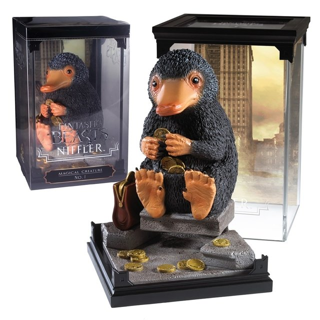 MAGICAL CREATURE: Nº1 NIFFLER NOBLE COLLECTION