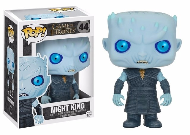 FUNKO POP - GAME OF THRONES: NIGHT KING #44
