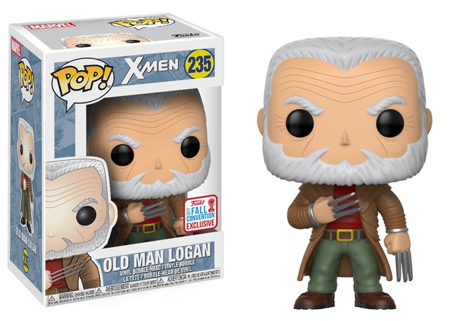 POP! VINYL - OLD MAN LOGAN - EXC NYCC 2017