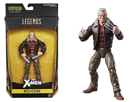 MARVEL LEGENDS - VELHO LOGAN