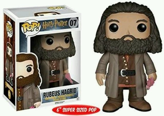POP! VINYL - HARRY POTTER - RUBEUS HAGRID