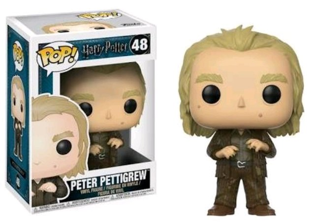 FUNKO POP - HARRY POTTER - PETER PETIGREW