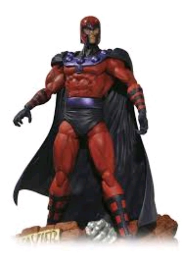 MARVEL SELECT - MAGNETO na internet