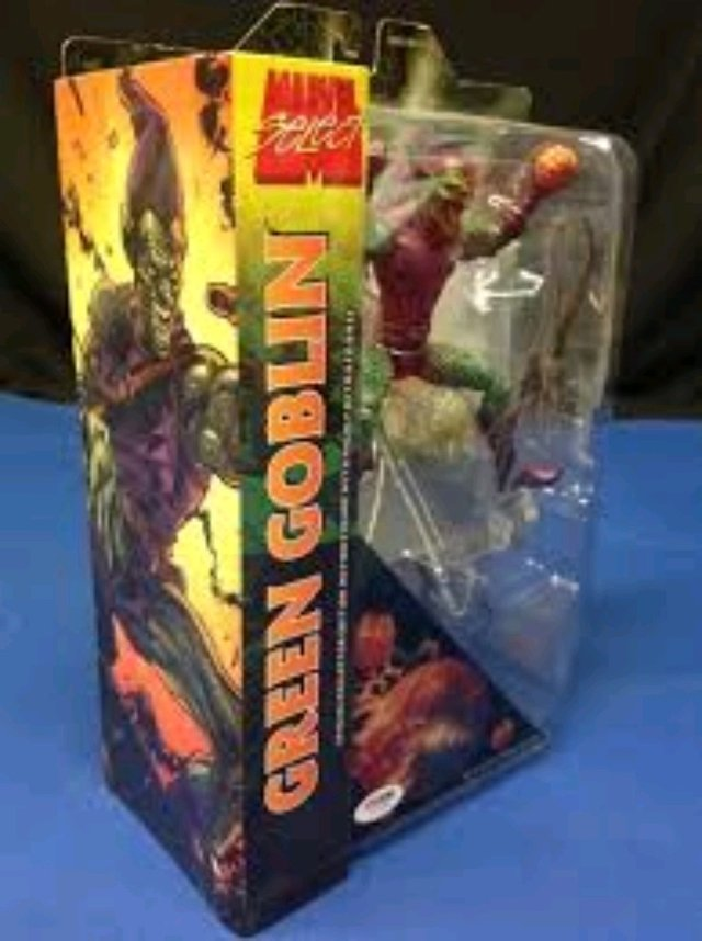 MARVEL SELECT - GREEN GOBLIN - comprar online