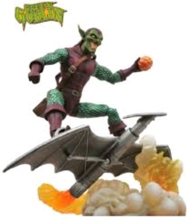 MARVEL SELECT - GREEN GOBLIN na internet