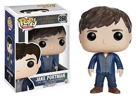 POP! VINYL - MISS PEREGRINE - JAKE PORTMAN