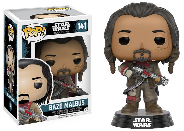 POP! VINYL - STAR WARS - BASE MALBUS