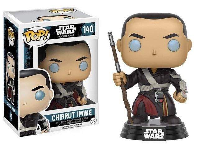 POP! VINYL - STAR WARS - CHIRRUT IMWE na internet