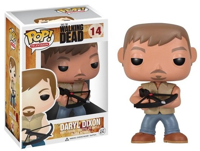 POP! VINYL - THE WALKING DEAD - DARYL DIXON