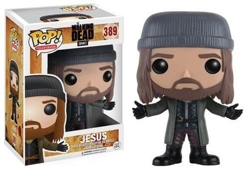 POP! VINYL - THE WALKING DEAD - JESUS - comprar online