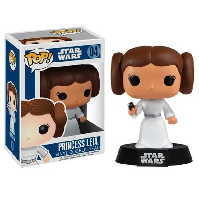 POP! VINYL - STAR WARS - PRINCESS LEIA