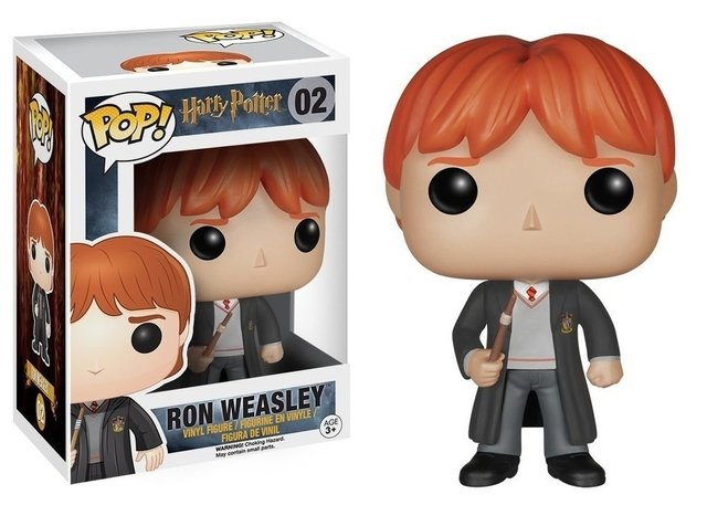 POP! VINYL - HARRY POTTER - RON WEASLEY