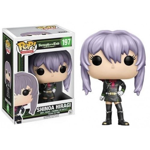 POP! VINYL - SERAPH IN THE END - SHINOA HIRAGI